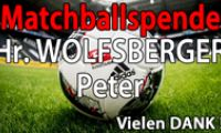 WOLFSBERGER Peter